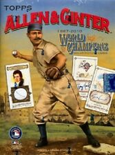 2010 Topps Allen and Ginter Autos - You Pick - Complete Your Set