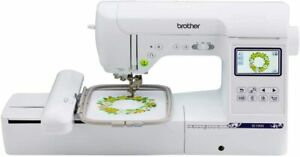Brother SE1900 Embroidery & Sewing Machine Combo Color Screen USB & More