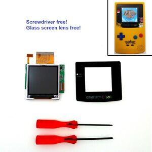 Back Light Backlight LCD Screen Kit For Nintendo Game Boy Color GBC Console