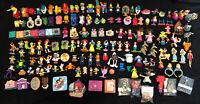 Lot Of 146 Meal Toys McDonalds Burger King Arbys Kellogs Wendys 80's 90's 00's