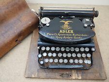 Antique Typewriter KLEIN ADLER 1  écrire Schreibmaschine 打字机 macchina آلة كات