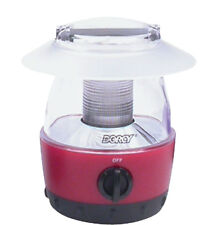 Dorcy Compact Camping Lantern Light Lamp - Red