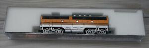 N Scale - Kato USA - 176-1308 - Locomotive, Diesel, EMD F3 - Rio Grande
