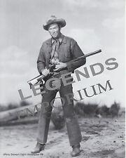 Jimmy Stewart in WINCHESTER 73  1956  8x10 B & W Photo JS-04