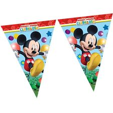 FESTONE BANDIERINA TOPOLINO MICKEY MOUSE MT 2,30 FESTE E PARTY