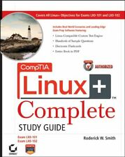 CompTia Linux+ Complete Study Guide Authorized Cou