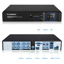5in1 TVI 8CH AHD 1080N VGA H.264 DVR NVR Security Video Recorder CCTV System US