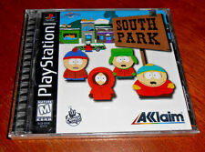 South Park (Sony PlayStation 1, 1999) PS1 GAME BRAND NEW & FACTORY SEALED!!!
