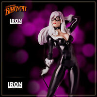 Black Cat Statue Figure Iron Studios 1:10 Scale Marvel Spiderman Limited Edition