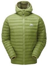 Mountain Equipment Kiwi Green Men's Arete  Down Jacket Size Large Bnwt