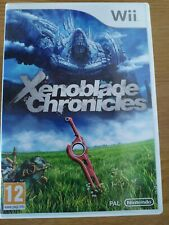 Xenoblade Chronicles Wii *Perfect Disc*