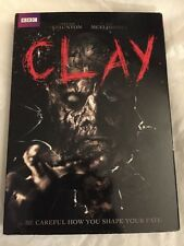 Clay (DVD, 2017) NEW/SEALED