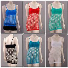 SeXy TOP NETZ KLEID Minikleid Shirt Netzkleid Dessous gogo reizwäsche vm82