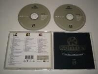 VARIOUS ARTISTS/KONTOR TOP OF THE CLUBS VOL.8(KONTOR/560 352-2)2xCD ALBUM