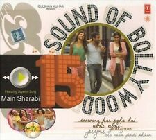 SOUND OF BOLLYWOOD 15 -JISM 2 - COCKTAIL - RAAZ 3 - NEW BOLLYWOOD SOUNDTRACK CD