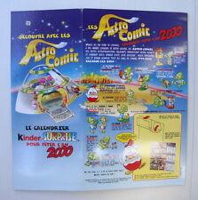 Basteldiorama Diorama Dioramen kinder calendrier à monter Astro Comics 2000