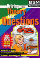 Good, Driving Theory Test Questions, British School of Motoring, Book