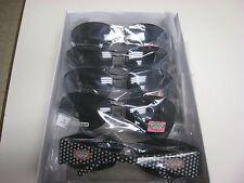 dcd07573191b 5 Pr PHOEBE COUTURE Polarized Sunglasses-Women's #P406-Black -NWT-63