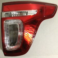 2011 2012 2013 2014 2015 Ford Explorer Right Passenger Side LED Tail Light Shiny