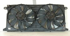2000 to 2004 Cadillac DeVille Radiator Condenser Fan Assembly GM#25740238