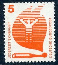 STAMP / TIMBRE ALLEMAGNE GERMANY N° 555 ** PREVENTION DES ACCIDENTS