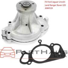 Water Pump fit Ford Jaguar Lincoln Land Ranger Rover LR3 3.9L 4.4L 4.2L