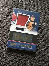 2018 Silouette USA Baseball Card Stephen Hood