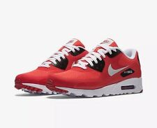 Nike Air Max 90 Ultra Essential Action Red 819474-600 Size UK 7 EU 41