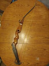 Martin Archery M-10 Cheetah DynaBo Right Hand Compound Bow Wooden Rare 1970's