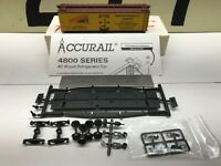 Accurail Ho Scale Doggie Dinner 40' Wood Reefer Unassembled New Old Stock