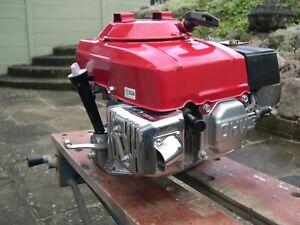 HONDA GXV120 VERTICAL SHAFT LAWNMOWER ENGINE BRAND SPANKING NEW UNUSED MOWER