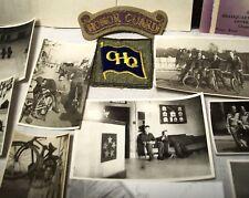 #790 - OCCUPIED JAPAN, 1946-1947 - 45 PHOTOS, GHQ, TOKYO, REST HOTEL,  EPHEMERA