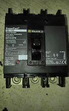 NEW SQUARE D QDP32125TM EZM 3 POLE 125A 240V CIRCUIT BREAKER