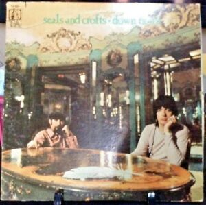 SEALS & CROFTS Down Home Album Released 1970 Vinyl/Record  Collection US pressed