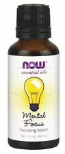 NOW Foods Mental Focus Blend Essential Oil For Burners & Diffusers!