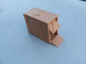 CORGI CHIPPERFIELDS CIRCUS ELEPHANT BOX / CAGE
