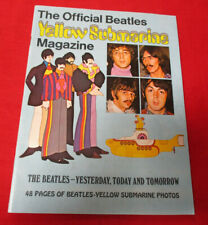 Official BEATLES Yellow Submarine magazine (1968)