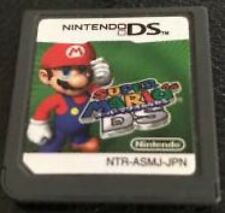 USED soft cartridge only Super Mario 64 DS for DS From Japan Free shipping