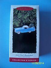 Hallmark Ornament 1956 Ford Thunderbird Classic American Cars Collectiion 1993