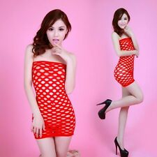 lenceria erotica mujer sexi bodysuit women sexy Lingerie erotic Transparent red