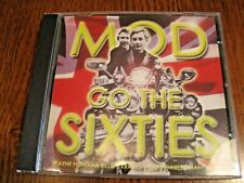 Mod Go The Sixties  CD Digital Audio 16 Selections From The ERA