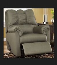 Signature Design By Ashley Darcy Rocker Recliner In Green Sage - PICKUP ONLY.