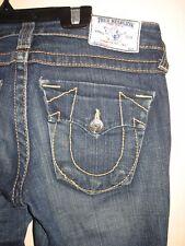 "TRUE RELIGION Women's ""Becky"" Boot Cut 112790 Jeans  Sz 25  Authentic!!!"