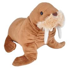 """Wild Republic Cuddlekins Mini 8"""" Walrus Plush Soft Toy Cuddly Teddy 22465"""