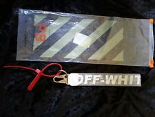 Off - White Bike Bag Strap Weight Securing System TM Will 5400 lbs ZIP Tie