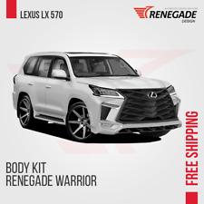 "Lexus LX 570 Body Kit ""Warrior"" Renegade Design 2015-2020"