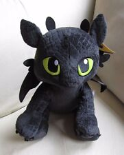 NWT Build A Bear Toothless How To Train Your Dragon Plush Stuffed Animal Bear