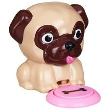 DOUG THE PUG NAIL VARNISH DRYER BLOWER BATTERY OPERATED NOVELY GIFT PRESENT