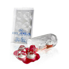 New cool jewels ice tray mold cold cube treats for your drink