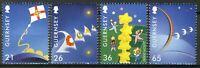 Guernsey 2000, Europa Cept set VF MNH, Mi 851-54 cat 7€